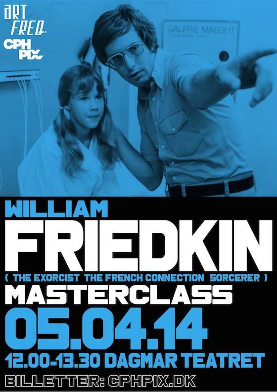 friedkinmasterclass