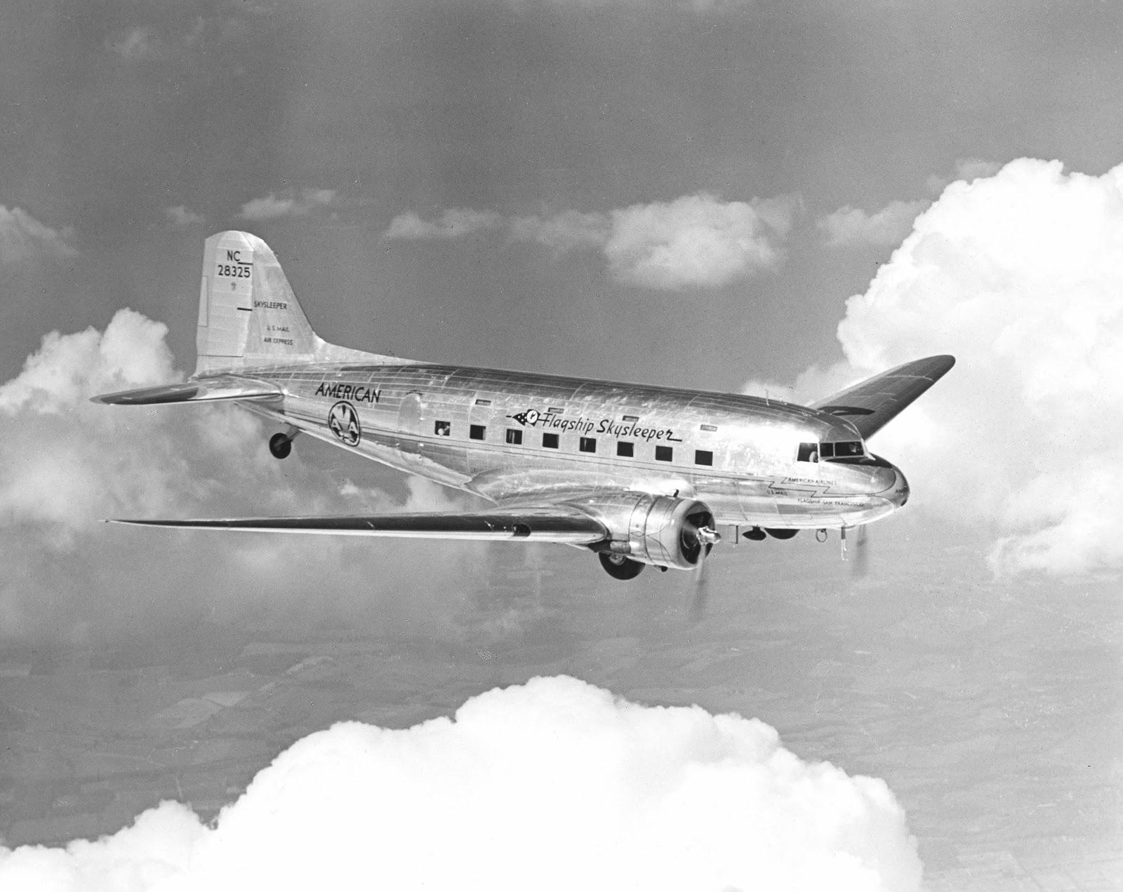 DC-3 original