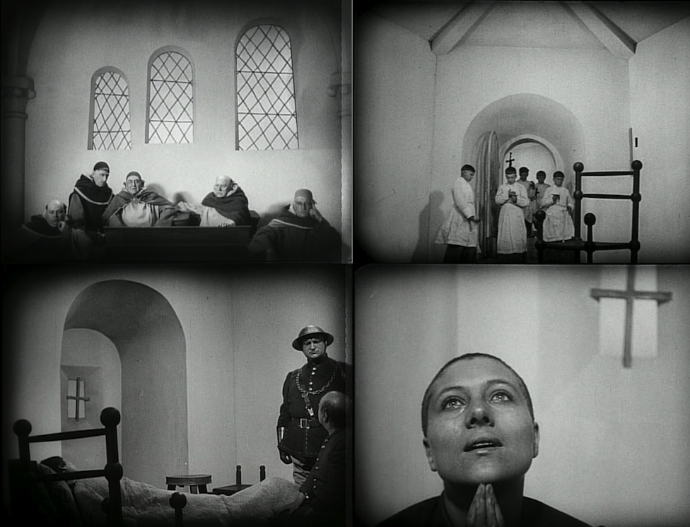 Distorted-Sets-in-THE-PASSION-OF-JOAN-OF-ARC