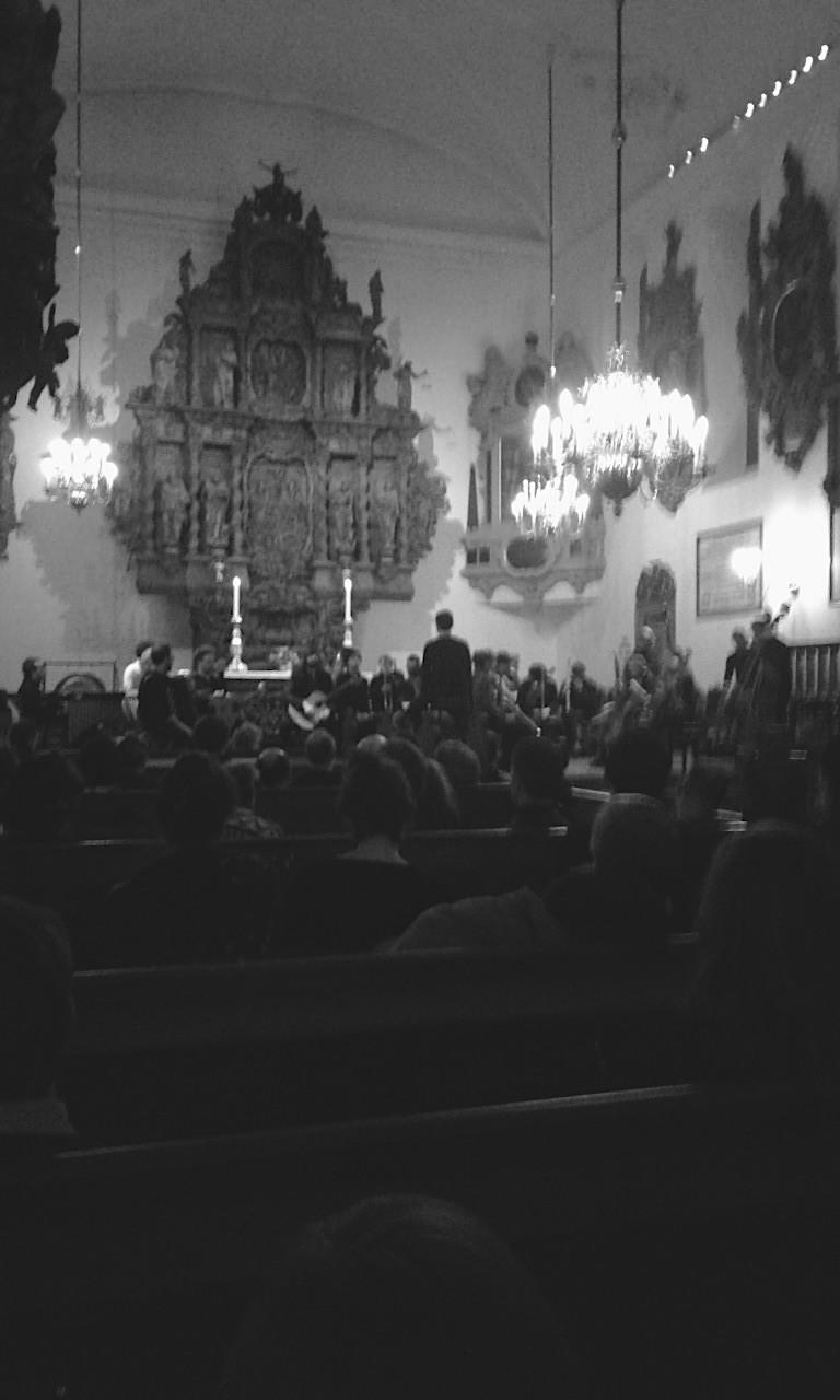 Éliane Radique fremført af ONCEIM @ Holmens Kirke, den 10. februar