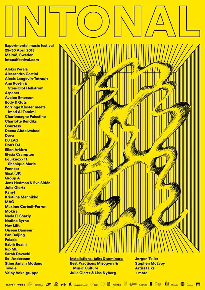 Intonal poster