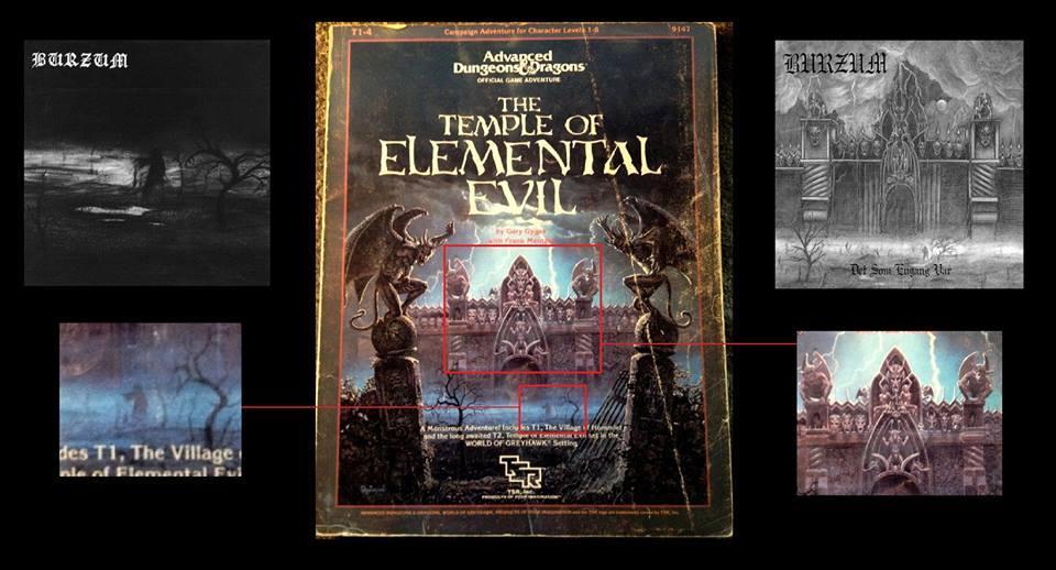 ADAD Temple of Evil
