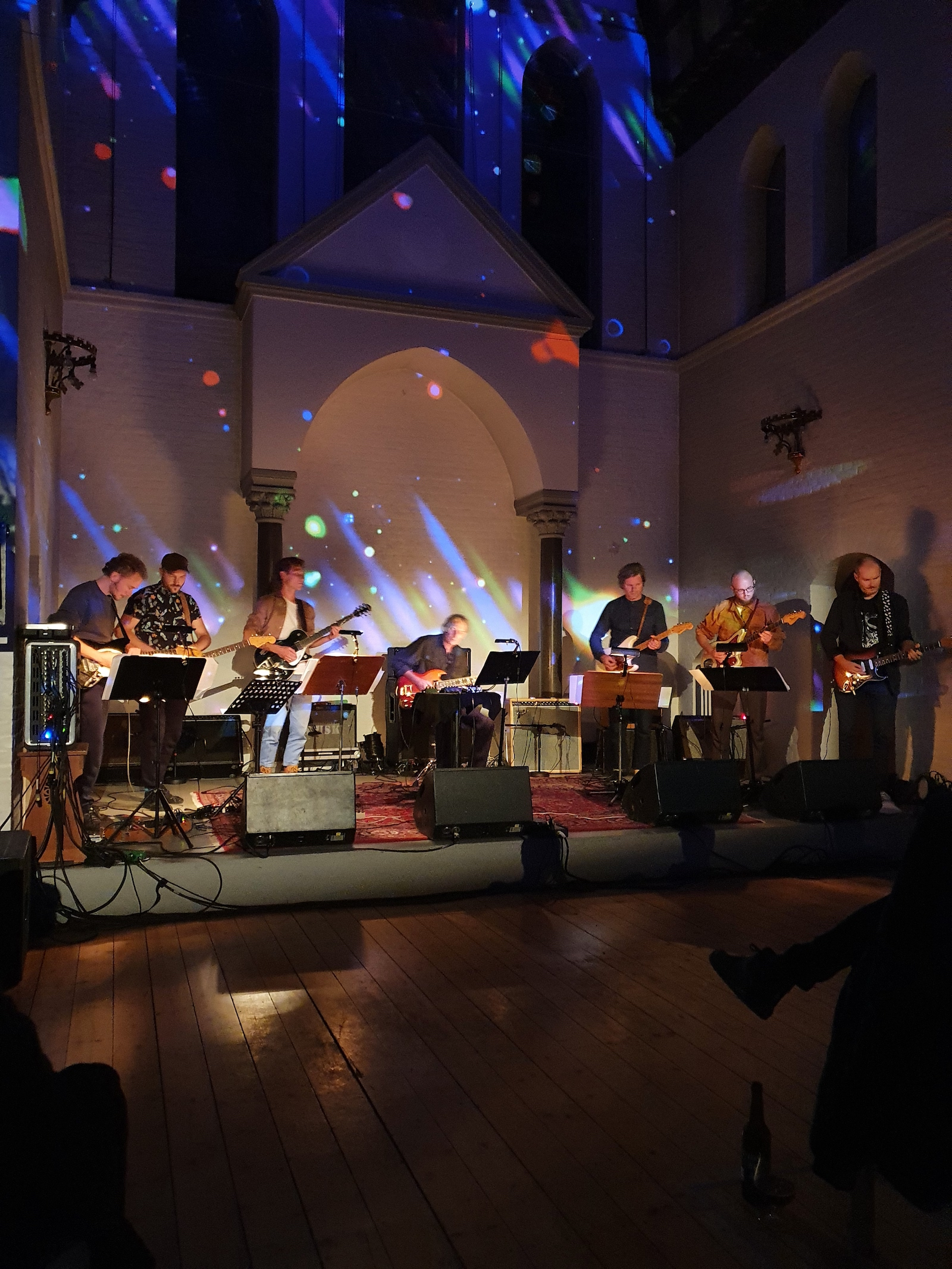 Manuel Göttsching @ Koncertkirken
